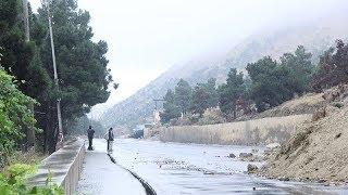 Badamdar sürüşmə zonasında son durum- Videoreportaj