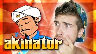 I THINK HE CAN HEAR ME!? | The Akinator