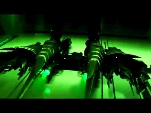 The Amazing Spiderman 2 (2014) - Green Goblin Transformation (HD 1080p)
