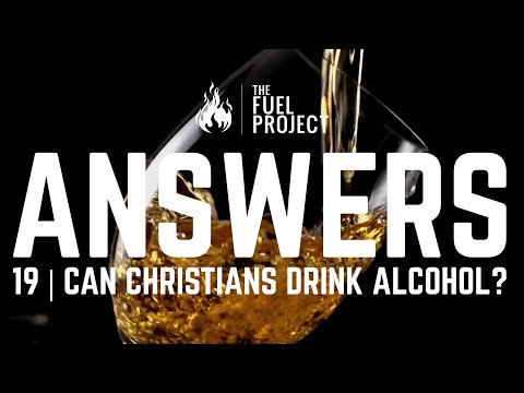 Answers | Episode 19 - Can Christians Drink Alcohol?