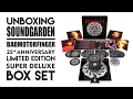 Soundgarden Badmotorfinger 25th Anniversary Box Set Unboxing