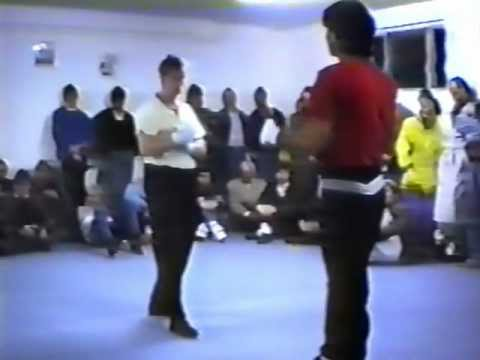 WING TSUN , EMIN BOZTEPE, WING TZUN, WING CHUN, Very Rar Demo fom 1989 in Germany Part 1 Image 1