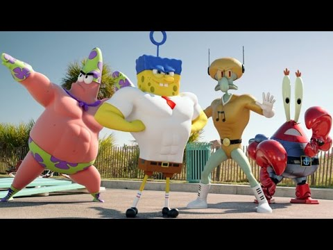 SPONGEBOB SQUAREPANTS 2 Trailer (2014)