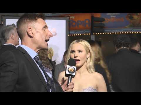 Kristen Bell Slaps a Reporter On 'The Boss' Red Carpet
