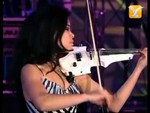 Vanessa Mae, Festival de Viña 1997