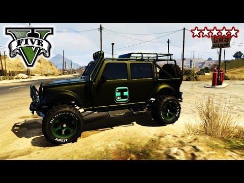 GTA 5 CUSTOMIZING TRUCKs!!! - GTA Climbing Mount Chiliad!! - Grand Theft Auto 5