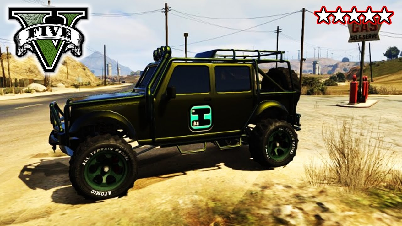The Best Muscle Cars In Gta