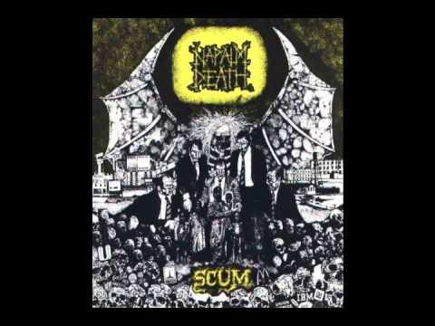 Napalm Death - Instinct Of Survival