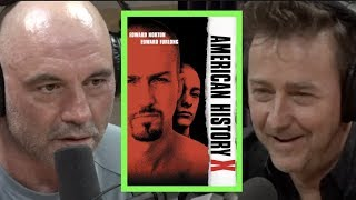 The Advice That Made Edward Norton Do American History X | Joe Rogan