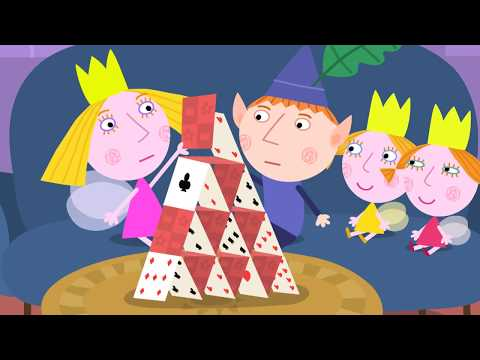 Ben and Holly's Little Kingdom   King Thistle Is Not Well   Triple Episode #25