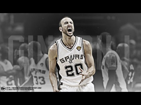 BEST 2014 Manu Ginobili mix - The Show Goes On ᴴᴰ