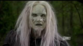Stargate Atlantis - The Gift Of Life / Todd The Wraith