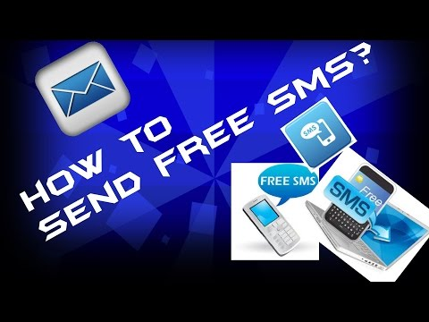 How to send free sms from pc to phone ? | Account opening only | Send Free SMS Worldwide