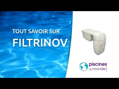 Filtrinov installation bloc de filtration autonome youtube for Bloc de filtration piscine