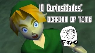 10 Curiosidades de Zelda Ocarina of Time - Pepe el Mago
