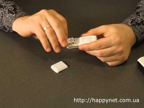 Видео обзор 3G модема Huawei E182 - HappyNet
