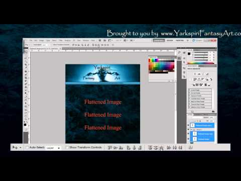 How to Use Adobe Photoshop for Drawing - Select and Marquee tool