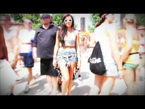 Tomorrowland 2014 | Sunwalk