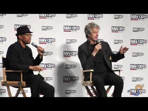 Fan Expo Dallas: Peter Capaldi Q&A