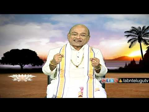 Garikapati Narasimha Rao About Ayyappa Diksha | Nava Jeevana Vedam | Episode 1380 | ABN Telugu