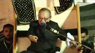 Allama Talib Johri 05 Muharram 1436 Majlis 2014