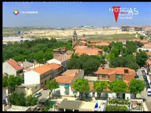 Noticias Rivas: Madrid desde el Cielo - Rivas Vaciamadrid