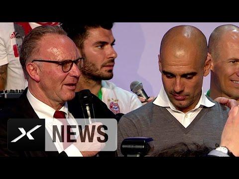 Karl-Heinz Rummenigge hadert mit verpasstem Champions-League-Finale | FC Bayern München