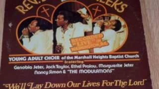 "Rev Julius Cheeks ""We'll Lay Down Our Lives For The Lord"" Pt 2 of 2"