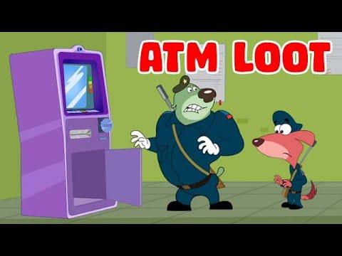 "Rat-A-Tat | ""ATM DON"" | Chotoonz Kids Cartoon Videos"