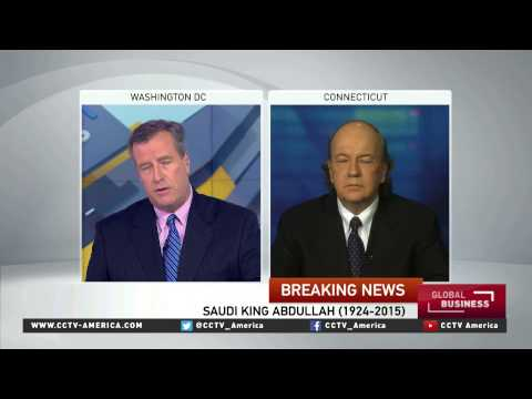 Author James Rickards discusses future of Saudia Arabia