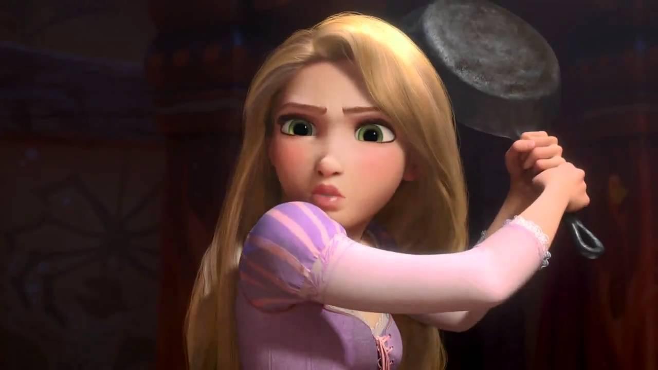 Tangled - Official Trailer (New Disney Princess: Princess Rapunzel ...