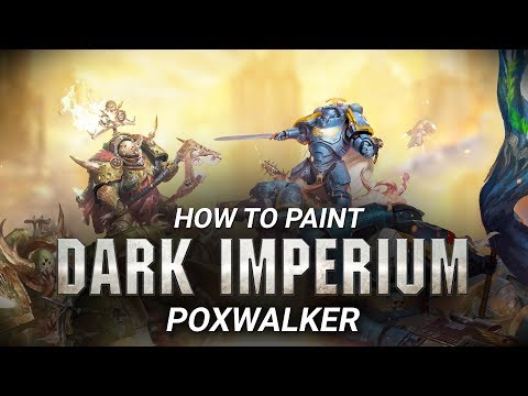 How to paint: Poxwalker.