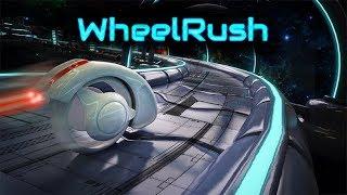 Wheel Rush     Oculus Rift