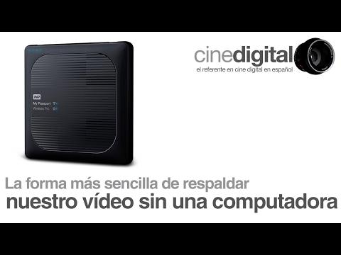 La forma más sencilla de respaldar nuestro vídeo sin una computadora