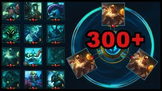 Rerolling 300+ Skin Shards Legendary Epic Legacy Skins (League of Legends)