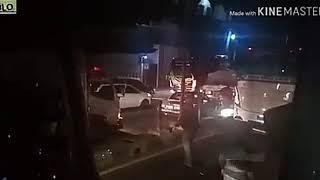 gagal buka jalur haryanto vs bhaladika driver nya  ribut , stj cuek aja