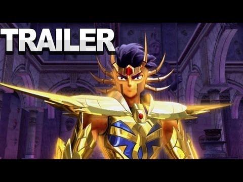 Saint Seiya: Sanctuary Battle - UK Trailer