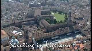 "Making-of  del documentario ""VIGEVANO IDEAL TOWN""  regia Aldo Pedretti"