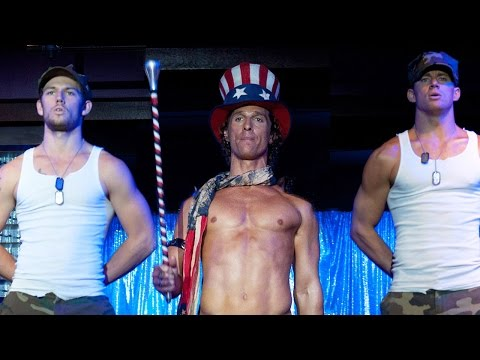 Matthew Mcconaughey & Alex Pettyfer Not Returning for Magic Mike XXL