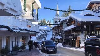 Courchevel 1850 - Luxury Ski Destination
