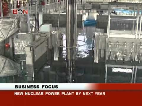 New nuclear power plant by next year - China Beat - February 04,2013 - BONTV China