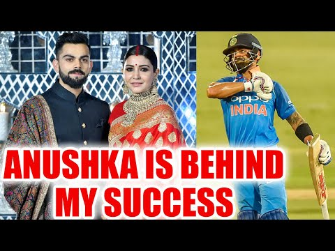 India vs South Africa 6th ODI: Virat Kohli credits Anushka Sharma for his performance |Oneindia News