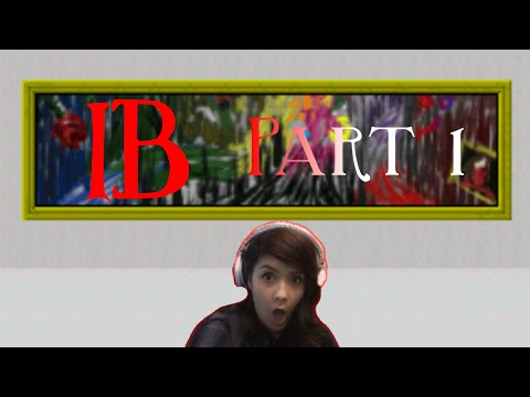 WE'RE IN THE PAINTING | IB Part 1