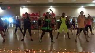 """Thriller"" - Michael Jackson - Dance Fit with Leilani Wilson"