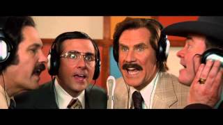 Anchorman 2: The Legend Continues Continued -- The Gay Way