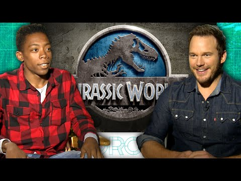 """""""Jurassic World"""" Virtual Reality Experience & Press Junket - The Drop Presented by ADD"""