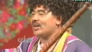 Turkmen Old Song   Sarwar Baghshi Gulzar Edeling  YouTube