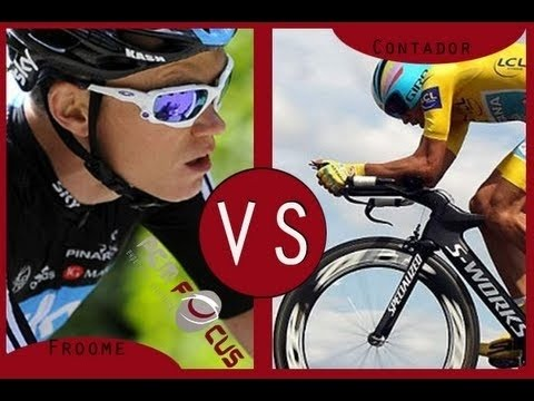 CONTADOR VS FROOME • Best of • 2014