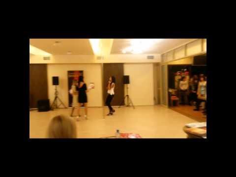 Pocahontas Choreo Anika  DANCE GO GO УНИВЕРСАЛЬНЫЙ ТАНЦОР ( Danza tv февраль 2015)