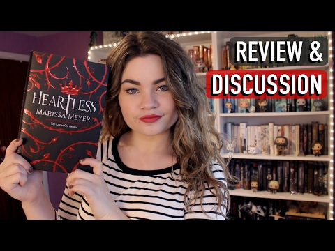 Heartless by Marissa Meyer   Review & Discussion